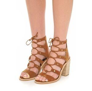 Dolce Vita Lyndon Block heel sandals